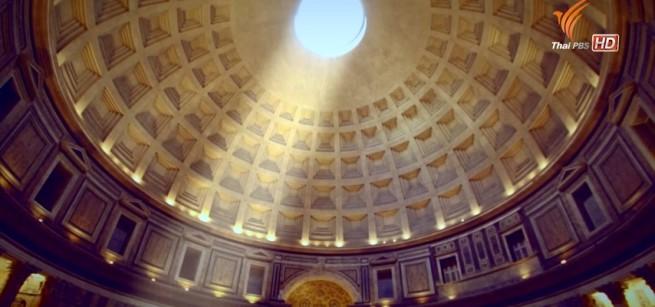 โลกเปลี่ยนต้องเปลี่ยนโลก : 24 HRS IN ROME
