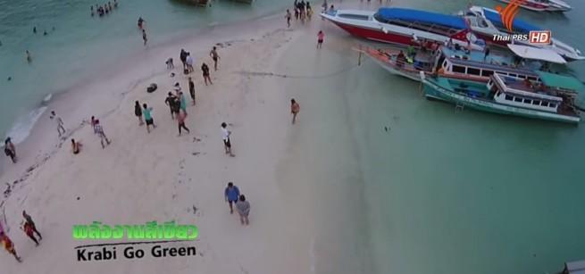 เวทีสาธารณะ : พลังงานสีเขียว Krabi Go Green